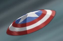 Captain America Shield AEMH