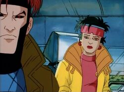 Jubilee Worried Gambit Fooled Her Again