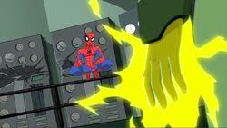 Spider-Man Teases Electro SSM