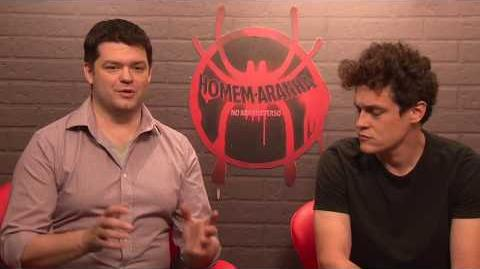 Chris Miller and Phil Lord Discuss Creating Spider-Man Into the Spider-Verse