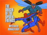 The Origin of the Spider-Friends