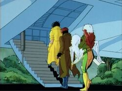X-Men Leave Genosha