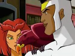 Falcon Avengers Reason to be Hero