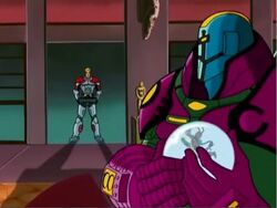 Kang Sees Ant-Man Surrender