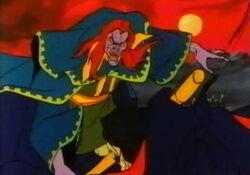 Tomo Hits Dracula DSD