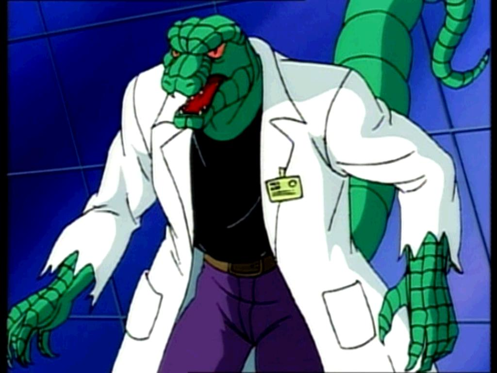 Curtis Connors Earth 94111 Marvel Animated Multiverse