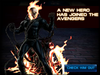 Ghost Rider Announcement