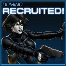 Domino Recruited