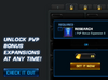 NaT Unlock PvP Bonus Expansions