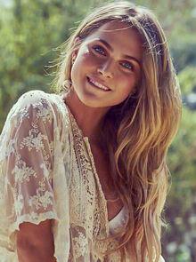 Emma smiling