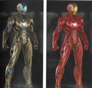 Avengers Endgame Rescue concept art 12