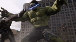 Hulk (Battle of New York)