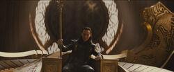Loki the king