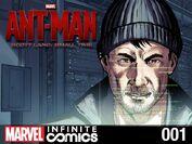 «Человек-муравей» - Скотт Лэнг: Мелкий преступник