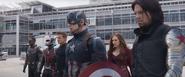 Captain America Civil War 100