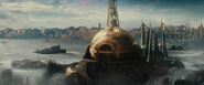 Heimdall's Observatory (Thor - The Dark World)