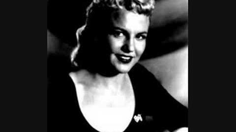 I Got It Bad (And That Ain't Good) - Peggy Lee Benny Goodman