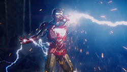Iron Man Electrified