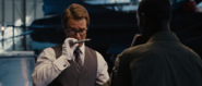 Justin Hammer with Rhodey