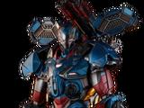 Armadura de Máquina de Guerra: Mark VII