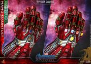 Nano Gauntlet Hot Toys 16