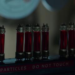Pym termina de fabricar las Partículas Pym.
