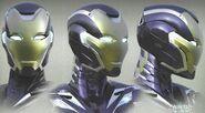 Avengers Endgame Rescue concept art 14