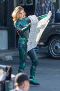 Captain Marvel BTS 3