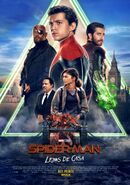 Far From Home Spanish Poster
