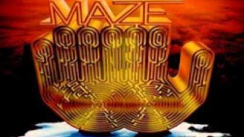 """Maze featuring Frankie Beverly ~ Golden Time Of Day """"1978"""" R&B"""