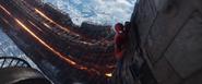 AIW Spider-Man Climbing Up the Q-Ship 1