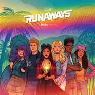 Marvel's Runaways - Original Soundtrack LP