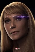 Pepper Potts (Endgame Poster)