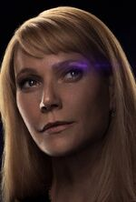 Pepper Potts Endgame Textless