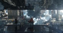 Strange en la Dimensión Espejo en Nueva York