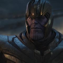 Thanos le pide a Nebula traerle las Gemas del Infinito.