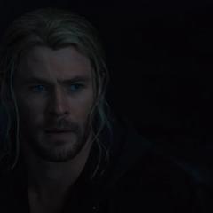 Thor llega al Manantial de la Vista.