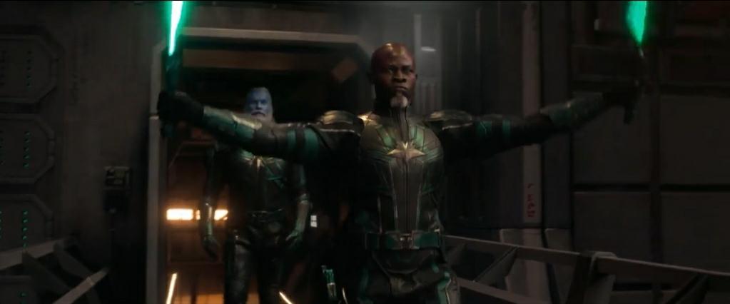 Kree Energy Swords Marvel Cinematic Universe Wiki Fandom Powered