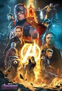 Endgame Atom Tickets Poster