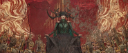 Hela the Executioner (Fresco)