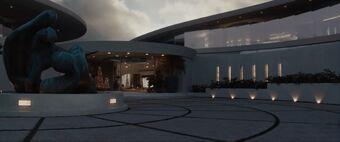 Tony Stark S Mansion Marvel Cinematic Universe Wiki Fandom