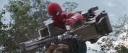 Spider-Man vs Cull Obsidian