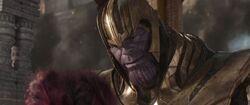 ThanosGivingGamoraHerSwitchblade