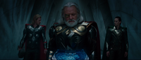 Thor Odin Loki