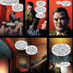 Stark se reúne en privado con Phillips.