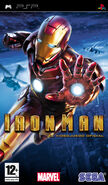 IronMan PSP SP cover