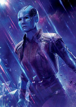 Nebula | Marvel Cinematic Universe Wiki | FANDOM powered by