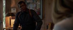 Nick Fury (Rambeau Residence)