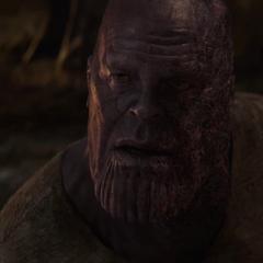Thanos revela que destruyó las Gemas del Infinito.