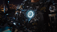 Arc Reactor (Mark VI Removal)